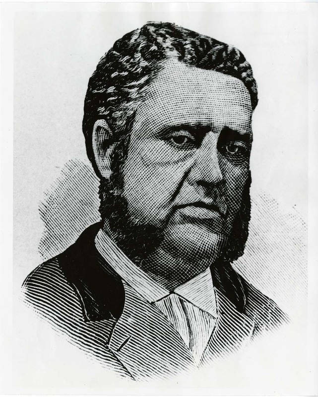 Francis Lewis Cardozo, ca. late nineteenth century, courtesy of the Avery Research Center.