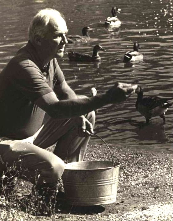 Photograph of John Henry Dick, circa 1970s, courtesy of South Carolina Historical Society.