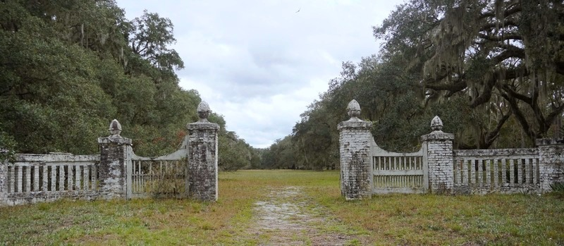 Entrance to Stono Reserve, photograph by Cappy Yarbrough, 2019.