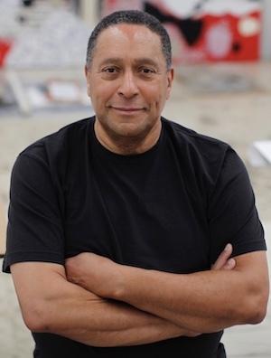 Juan Logan, <em>Prop Master</em> artist.