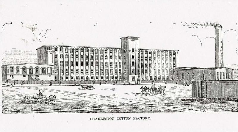 Charleston Cotton Factory, <em>News and Courier</em>, December 19, 1882.