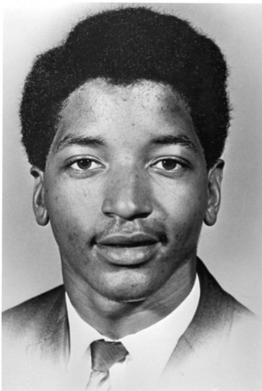 Henry Smith, age 18 years old, college student fatally shot during Orangeburg Massacre, ca. 1968, image courtesy of Cecil Williams.