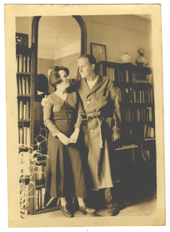 Anita Pollitzer and Elie Edson, Anita Pollitzer Family Papers, South Carolina Historical Society.
