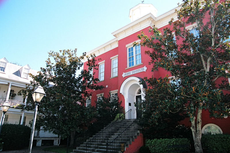 College of Charleston's Avery Research Center for African American History and Culture, Charleston, South Carolina, ca. 2010, photograph by Liz Vaughn.
