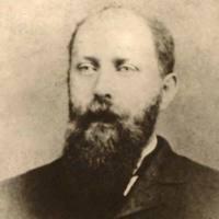 Alonzo Clifton McClennan, circa 1890, courtesy Wikimedia Commons.