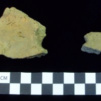 Prehistoric baked clay object.JPG