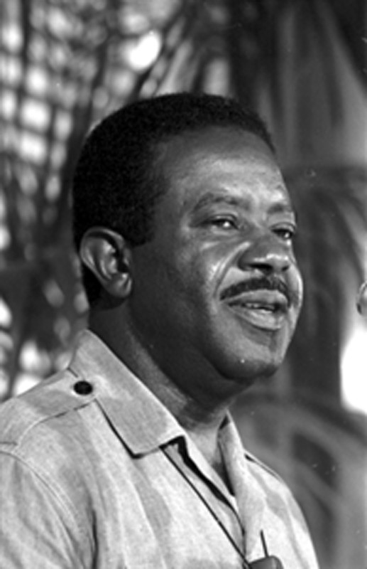 Reverend Ralph David Abernathy speaks at National Press Club luncheon, photograph by the U.S. News & World Report, June 1968, courtesy of the Library of Congress.