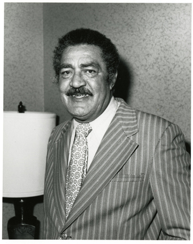 J. Arthur Brown, ca. 1975, courtesy of Avery Photograph Collection, Avery Research Center.