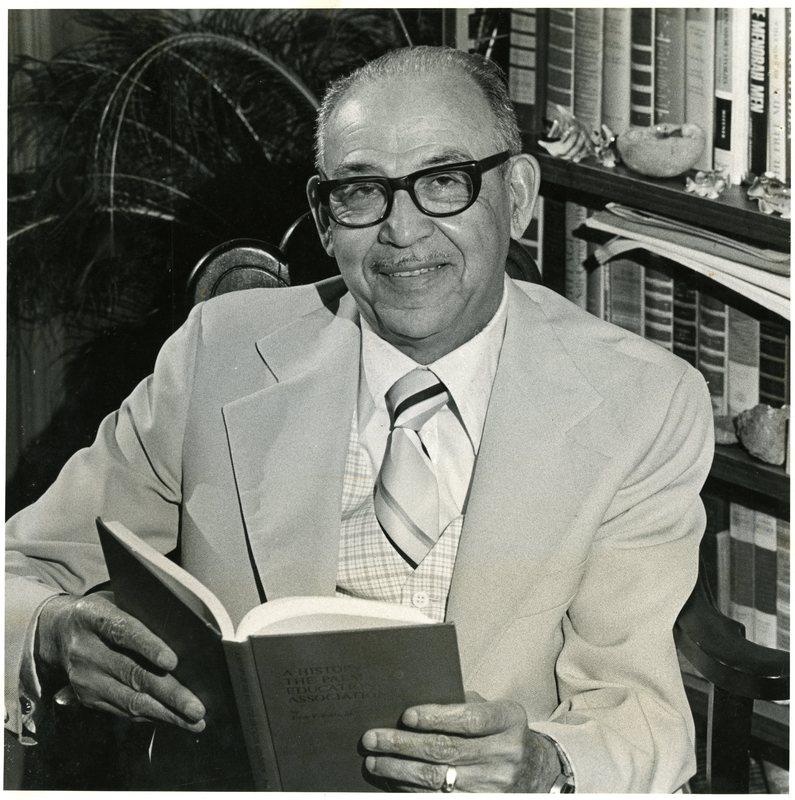 John Potts, ca. 1970, courtesy of Avery Research Center.