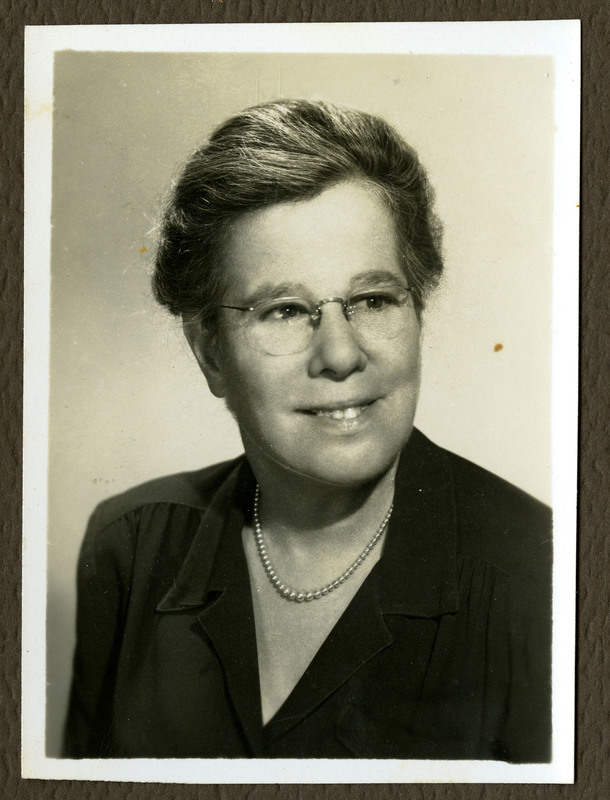 Mabel Pollitzer, ca. 1930-40, Anita Pollitzer Family Papers, South Carolina Historical Society.