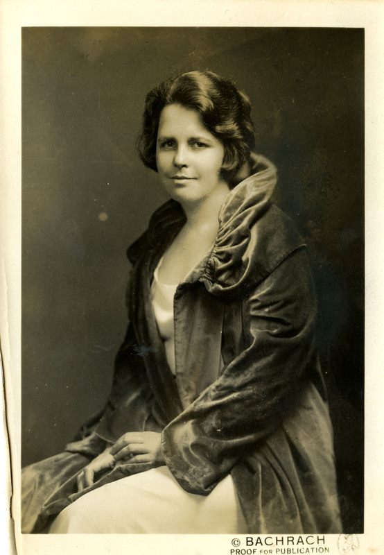 Anita Pollitzer, ca. 1930-40, Anita Pollitzer Family Papers, South Carolina Historical Society.