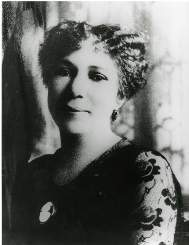 Jeannette Keeble Cox, founder of the Phyllis Wheatley Literary and Social Club and wife of Avery principal Benjamin Cox, Charleston, South Carolina, ca. 1915-1936, courtesy of the Avery Research Center.