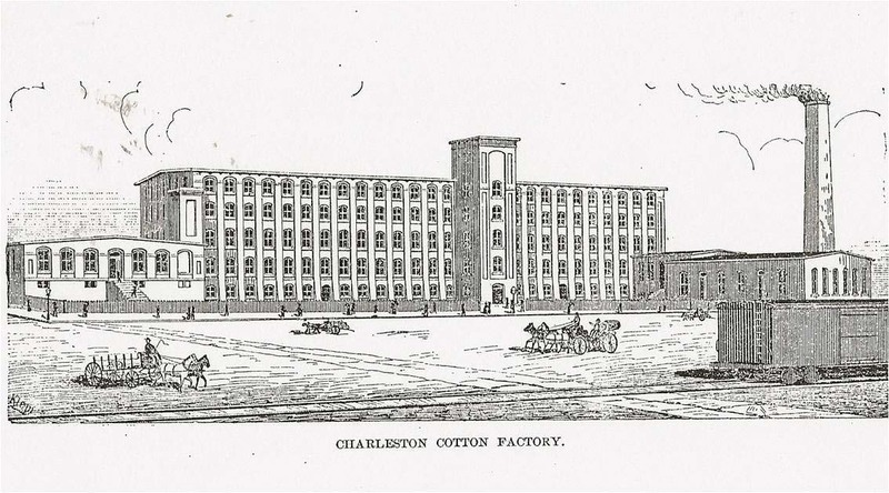 Charleston Cotton Factory, <em>News and Courier</em>, December 19, 1882.