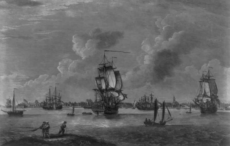 """<p><span style=""""line-height:115%;font-family:Calibri, 'sans-serif';font-size:11pt;"""">""""A View of CHARLES TOWN the Capital of South Carolina in North America,"""" 1768, engraving by Pierre Charles Canot from original painting by T. Mellish, Charleston, South Carolina, courtesy of Library of Congress Prints and Photographs Division. </span></p>"""