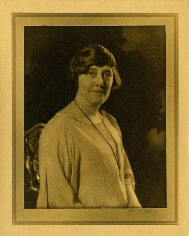 Carrie Pollitzer, ca. 1920-30, Anita Pollitzer Family Papers, South Carolina Historical Society.