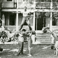 Gymnastics team, Charleston, South Carolina, 1939, courtesy of the Avery Research Center.