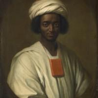 Portrait of Ayuba Suleiman Diallo (Job Ben Solomon), William Hoare, London, England, 1733, courtesy of the National Portrait Gallery.