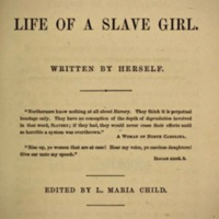 cover of Incidents in the life of a slave girl .jpg