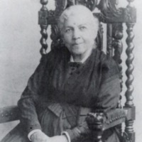 Portrait of Harriet Jacobs, 1894.