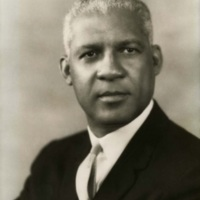 L. Howard Bennett, Avery principal 1942-1944, courtesy of the Avery Research Center.